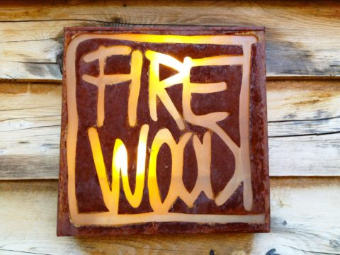 CAUTION: Do Not Travel With Firewood!