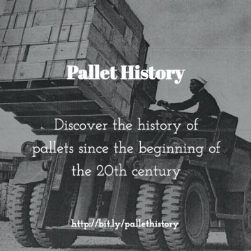 The History of How Pallets Came To Be!