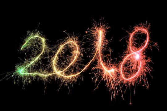 The New Year Is Here And There Is Plenty To Look Forward To!